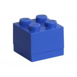 LEGO Mini Box 46x46x43mm - modrý