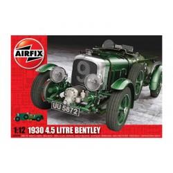 Airfix Bentley 1930 4.5 Litre (1:12) (Vintage)
