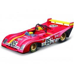Bburago Signature Ferrari 312 P 1972 1:43
