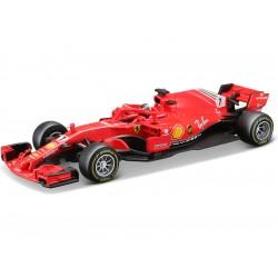Bburago Signature Ferrari SF71-H 1:43 7 Raikkonen