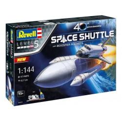 Revell raketoplán 40. výročí (1:144) (giftset)