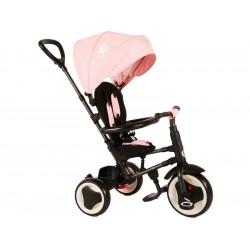 Volare - Dětská tříkolka Rito Deluxe růžová