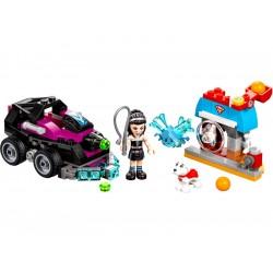 LEGO Super Heroes - Lashina a vozidlo do akce