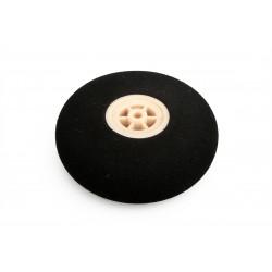 Mechové kolečko lehké, tvrdé, 60mm, 1 ks.