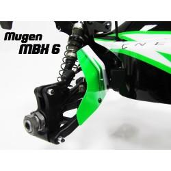 Lapače nečistot - MUGEN MBX-6 Bitty design style lakování