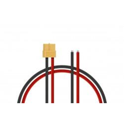 XT60 Nabíjecí kabel s pocínovaným koncem