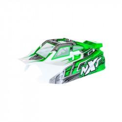 NXT EP 2.0 zelená lakovaná lexanová karoserie