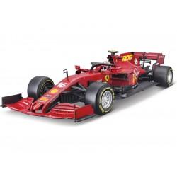 Bburago Ferrari SF1000 1:18 16 Leclerc