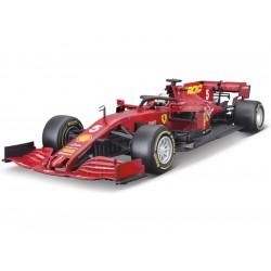 Bburago Ferrari SF1000 1:18 5 Vettel