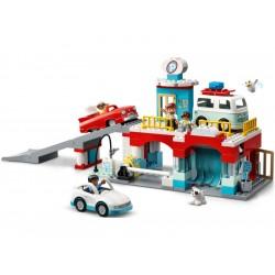 LEGO DUPLO - Garáž a myčka aut
