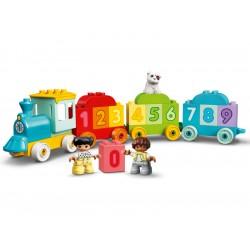 LEGO DUPLO - Vláček s čísly - Učíme se počítat