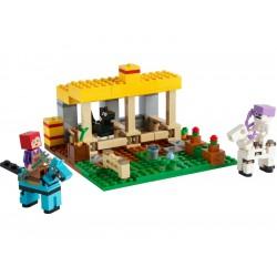LEGO Minecraft  - Koňská stáj