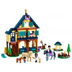 LEGO Friends - Lesní jezdecké středisko