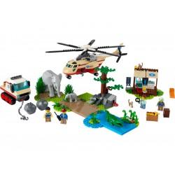 LEGO City - Záchranná operace v divočině