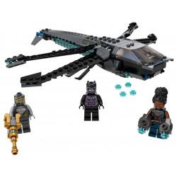 LEGO Super Heroes - Black Panther a dračí letoun