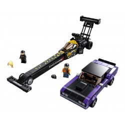 LEGO Speed Champions - Mopar Dodge//SRT Top Fuel Dragster...