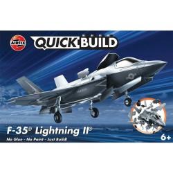 Airfix Quick Build Lockheed F-35B Lightning II