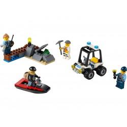 LEGO City - Vězení na ostrově startovací sada