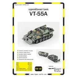 Vyprošťovací tank VT-55A