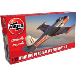 Airfix Hunting Percival Jet Provost T.3/T.3a (1:72)