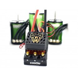 Castle motor 1406 2280ot/V senzored, reg. Copperhead
