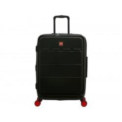 """LEGO Luggage Cestovní kufr Fasttrack 24"""" - černý"""