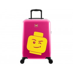 "LEGO Luggage Cestovní kufr ColourBox Minifigure Head 20""..."