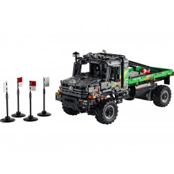 LEGO Technic - Truck trialový vůz Mercedes-Benz Zetros 4x4