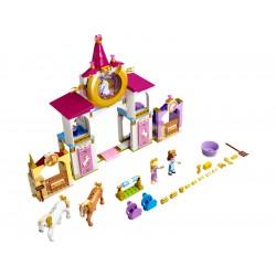 LEGO Disney Princess - Královské stáje Krásky a Lociky