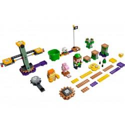 LEGO Super Mario - Dobrodružství s Luigim – startovací set
