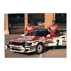 SCX Original Toyota Celica Safari