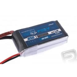 FOXY G3 - Li-Po 850mAh/7,4V 40/80C 6,3Wh