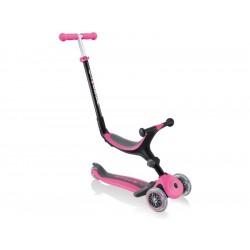 Globber - Koloběžka Go Up Plus skládací Sky Pink