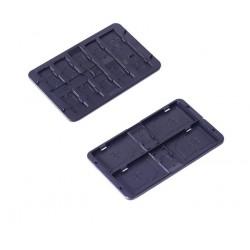 Pouzdro na SD / micro SD / SIM karty