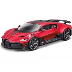 Bburago Bugatti Divo 1:18 červená