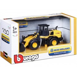 Bburago stavební stroje 1:50 (sada 12ks)