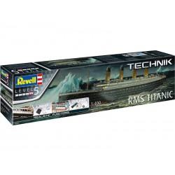 Revell Technik RMS Titanic (1:400)