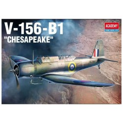 Academy Vought V-156-B1 Chesapeake (1:48)