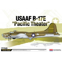 Academy Boeing B-17E USAAF Pacific Theater (1:72)