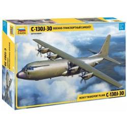 Zvezda Lockheed C-130 J-30 Super Hercules (1:72)