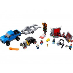 LEGO Speed Champions - Ford F-150 Raptor a Ford Model A...