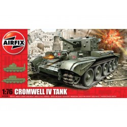 Airfix tank Cromwell Mk.IV Cruiser Tank (1:76)