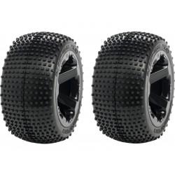 "Medial Pro kolo 4.0"" XD Buggy S17/37mm, pneu Viper (pár)"