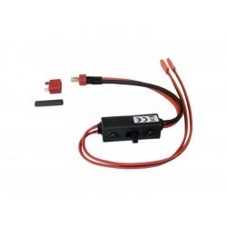 Elektronický vypínač Futaba ESW-1D 10A