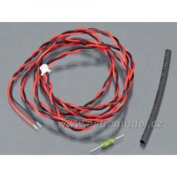Futaba telemetrie - kabel senzoru napětí