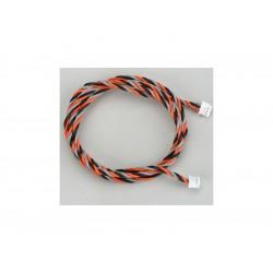 Spektrum - propojovací kabel přijímače JST-ZHR 60cm