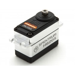 Spektrum - servo H6205 Helo High Speed MG HV