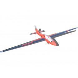 Tomahawk Fox 3.5m FRP oranžovo/modrý ARF