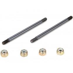 TLR 8ight 3.0: Vnější čep závěsu 3.5mm (2)