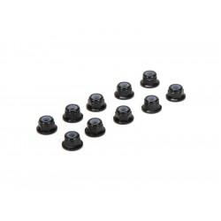 TLR Matice samojistná s přír. M3 hliník černá (10)